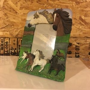 Other - Horse picture frame